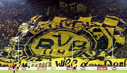 Borussia-Fans: Für große Kredite nicht solvent genug