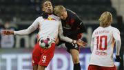 Frankfurt rotiert sich zum Punktgewinn gegen Leipzig