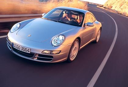 Porsche 911 Carrera 4S: Traumwagen mit Fehlern