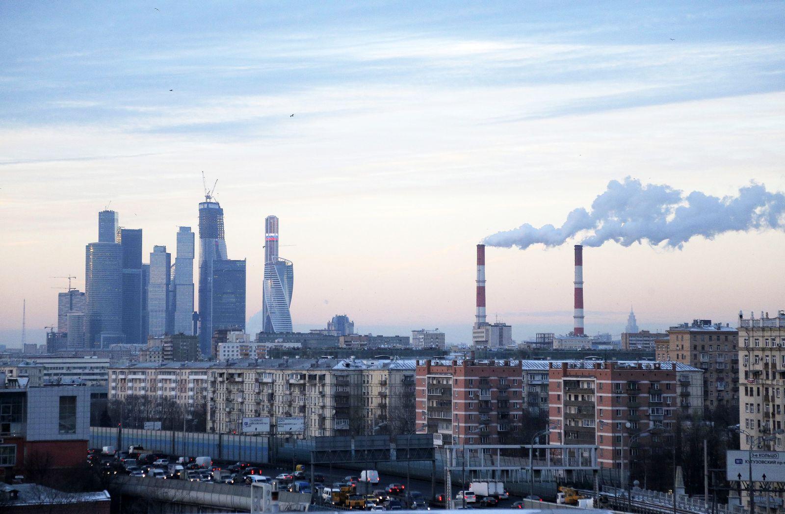 Russland / Moskau / Konjunktur / Banken / Wirtschaft