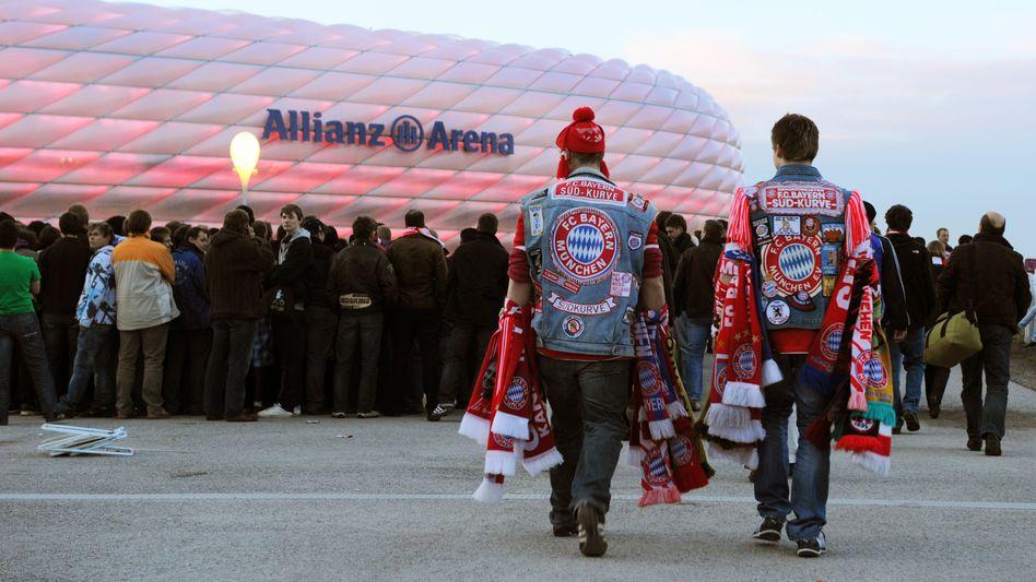 Bayern-Spielstätte in München: Das Stadion heißt schon so wie der neue Anteilseigner