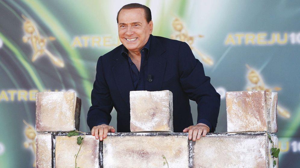 Silvio Berlusconi: Macho und Möchtegern-Witzbold