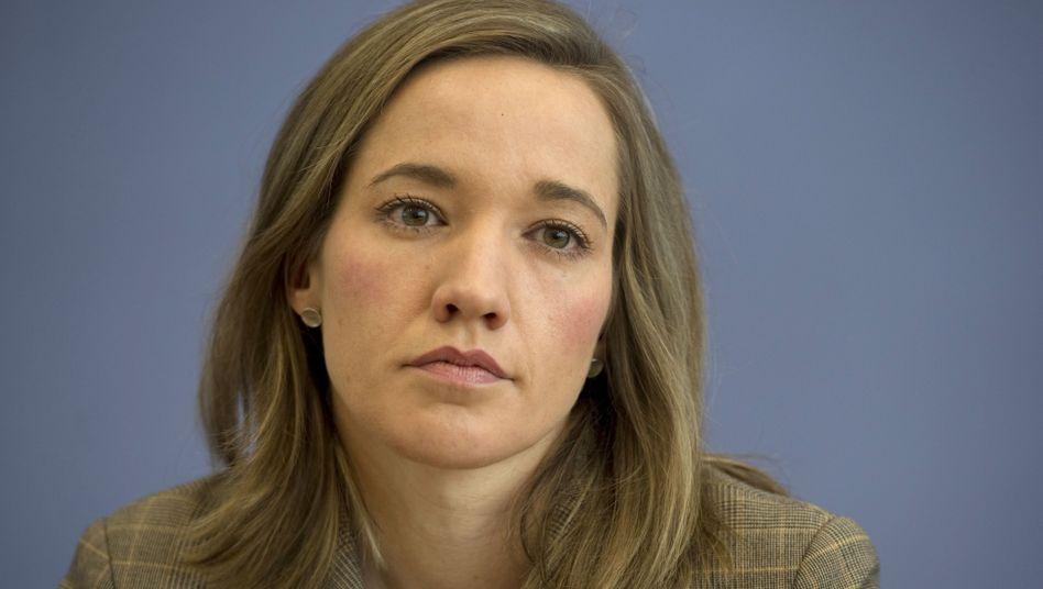 """Kristina Schröder: """"Wenn ich einen Beitrag leisten muss, dann auch beim Elterngeld"""""""