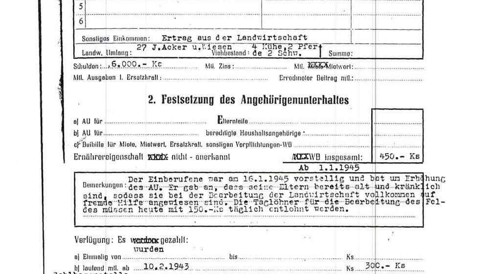 Ehemaliger SS-Wachmann: Ermittlungen gegen Johann Breyer