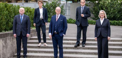 Wirtschaftsweise: Wofür stehen Lars Feld, Marcel Fratzscher und Veronika Grimm?