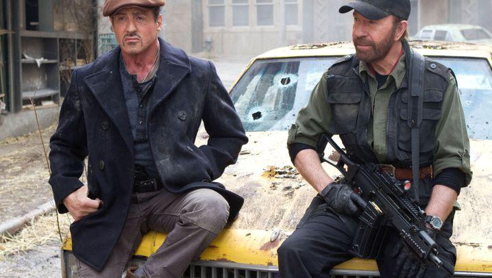 Chuck Norris Facts: Der Kalte Krieger und die schönsten Witze