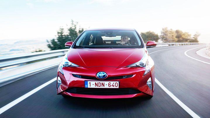 Fahrbericht Toyota Prius: Sparangebot