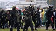 Ministerium droht mit Schusswaffengebrauch bei Protesten