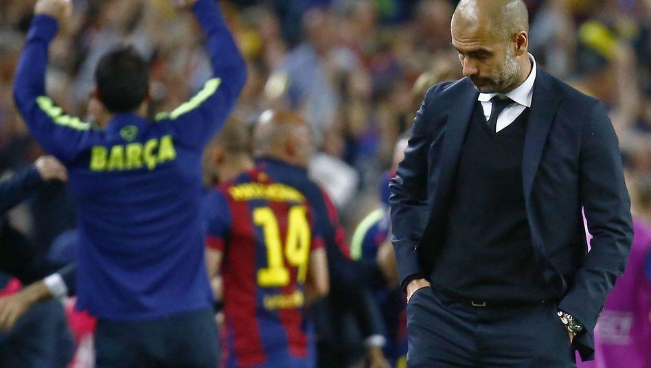 """FCB-Trainer Guardiola: """"Weil er Pep ist, behandeln ihn die Leute anders"""""""