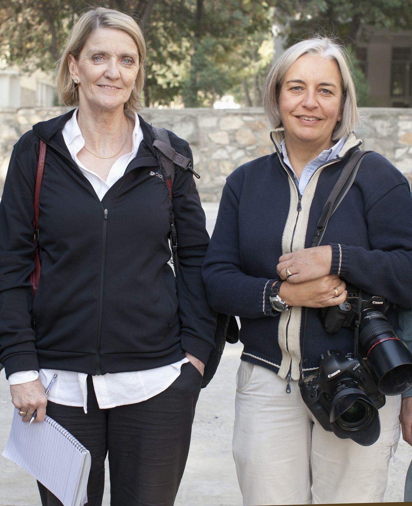 Kathy Gannon / Anja Niedringhaus