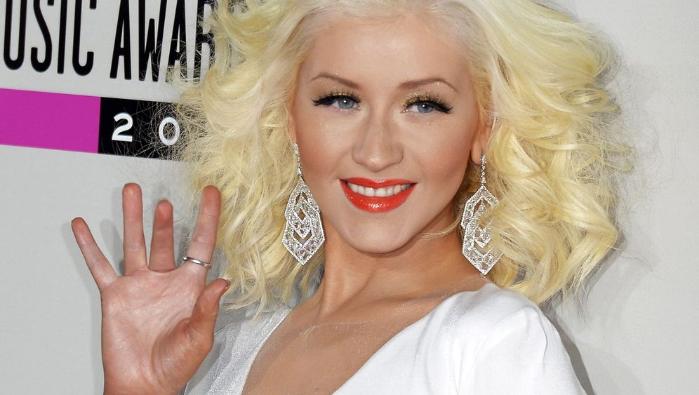 Promi-Nachwuchs: Christina Aguilera bringt Tochter zur Welt