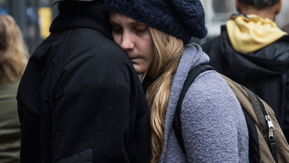 Marathon-Attentat in Boston: Gedenken an der Ziellinie