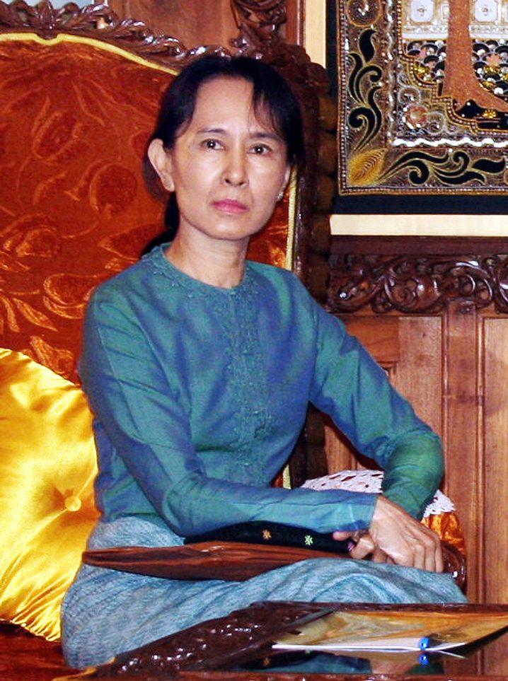 """Nobelpreisträgerin Aung San Suu Kyi (Archivbild): """"Hofft auf das Beste"""""""