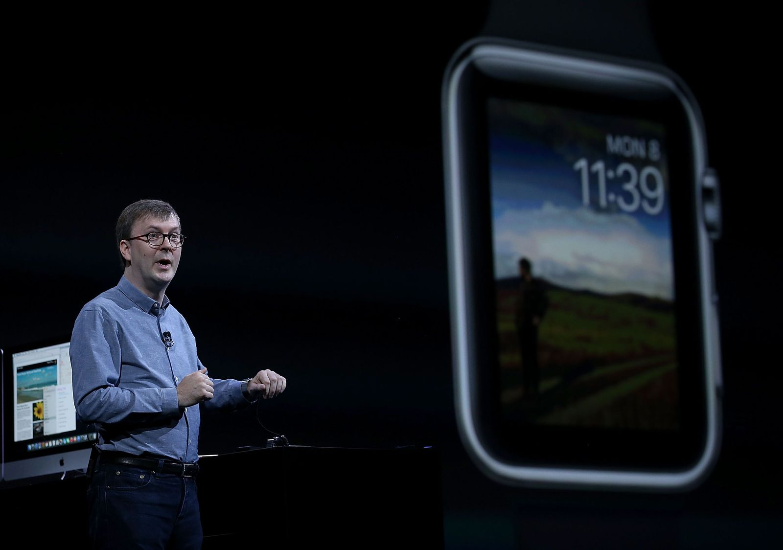 US-APPLE-WORLDWIDE-DEVELOPERS-CONFERENCE-OPENS-IN-SAN-FRANCISCO