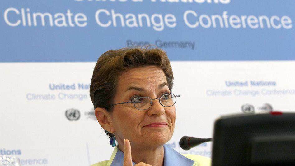 Uno-Klimadiplomatin Christiana Figueres: Paket aus Einzelvereinbarungen angestrebt