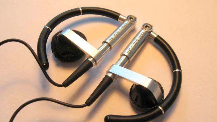 Kopfhörer: Bang & Olufsen Earphones