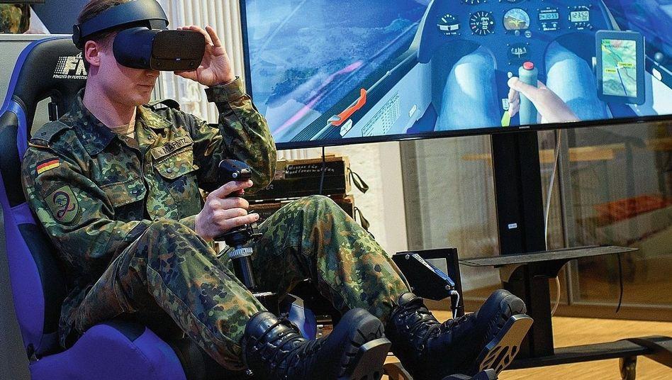 """Verschwendung im """"Cyber Innovation Hub"""": Ein Einhorn bei der Bundeswehr"""