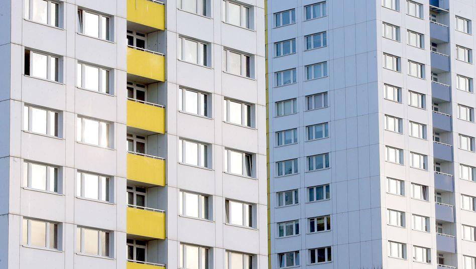 Mietshaus in Berlin: Singlewohnungen sind der häufigste Haushaltstyp