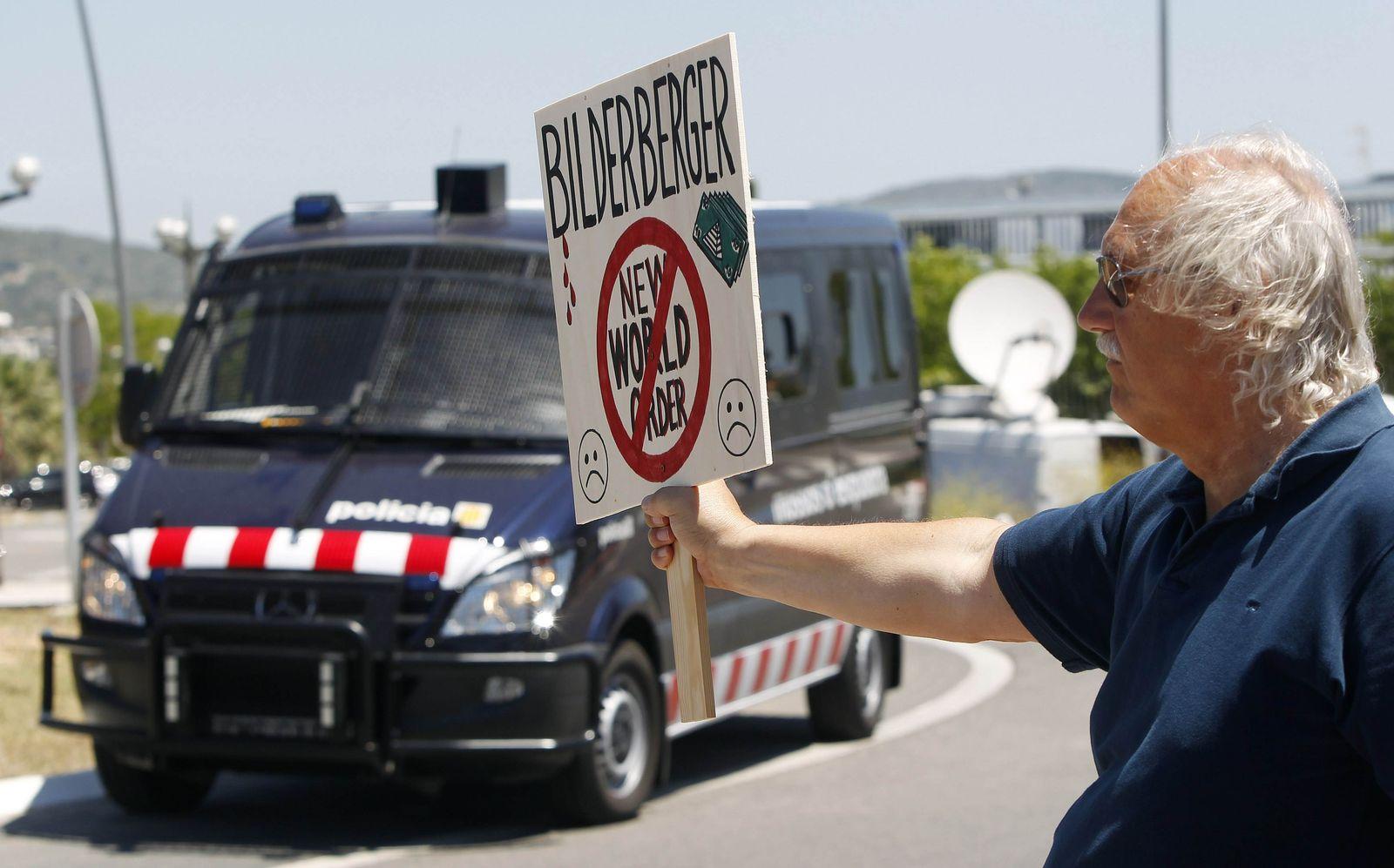 Protest Bilderberg