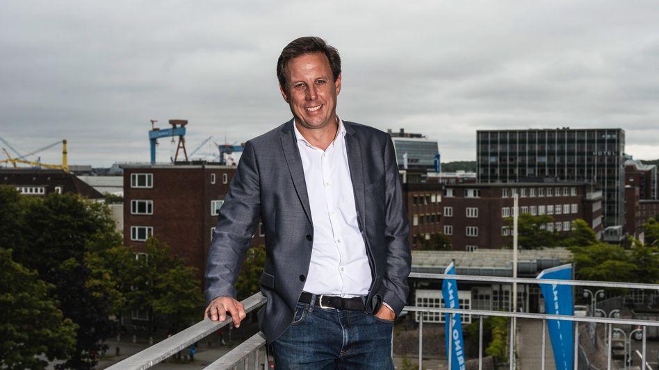 Thomas Losse-Müller, designierter Spitzenkandidat in Schleswig-Holstein: »Der Wechsel zur SPD war eher eine Entscheidung gegen eine politische Karriere«