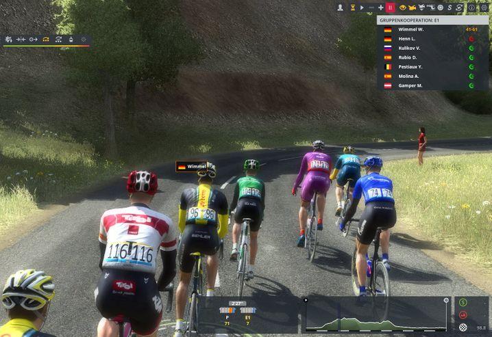 """""""Pro Cycling Manager 19"""" von Bigben Interactive für PC, 25 bis 40 Euro"""