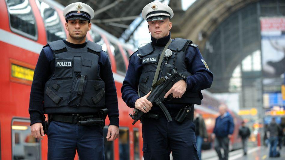 Interne Anweisungen: Polizei rüstet sich für den Terror-Ernstfall