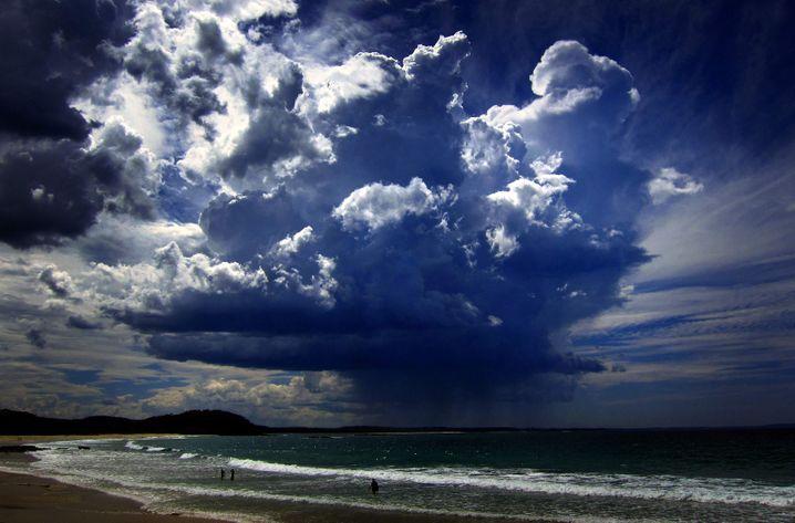 Küste im Osten Australiens: Steigende Pegel