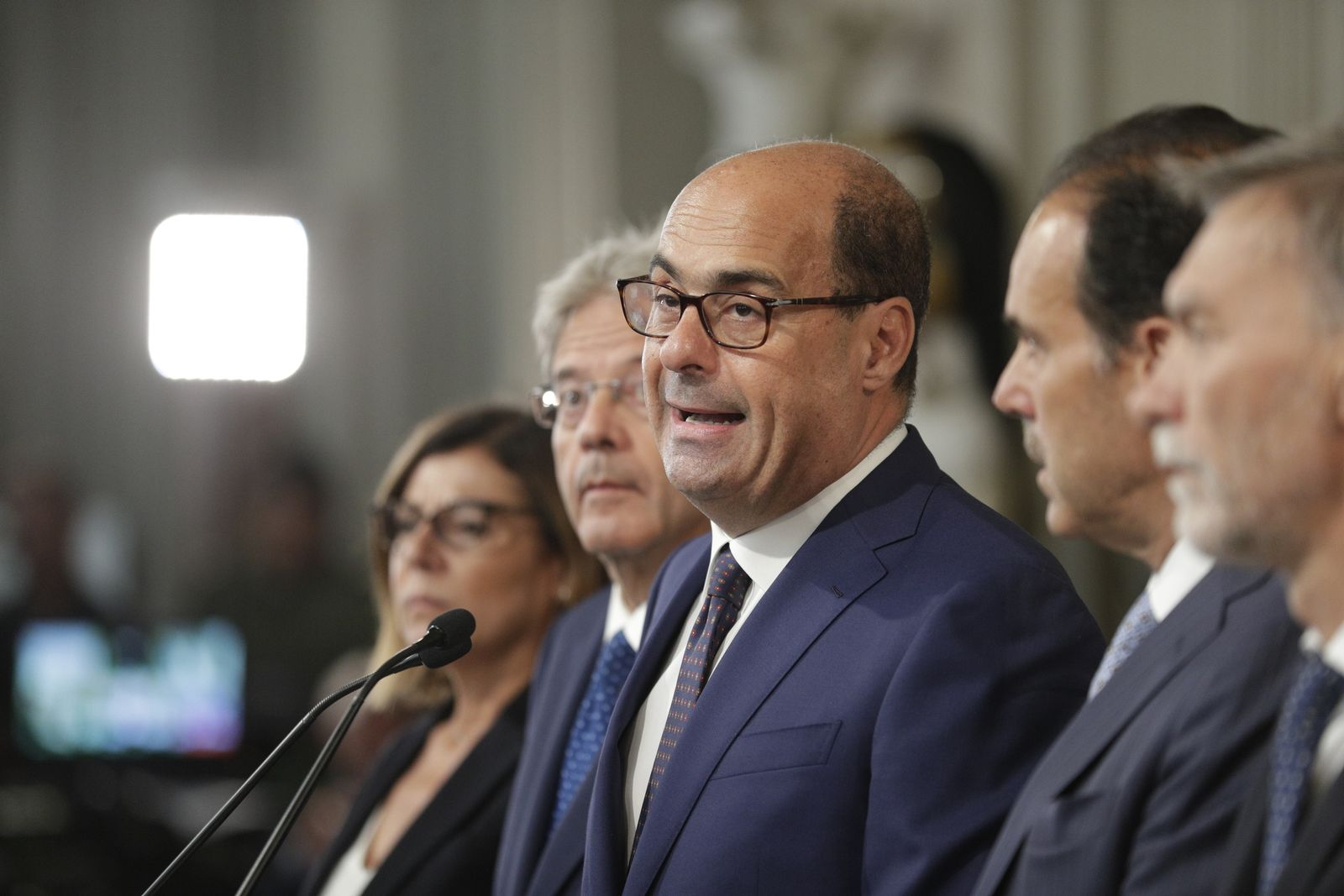 Politik/ Italien/ Nicola Zingaretti