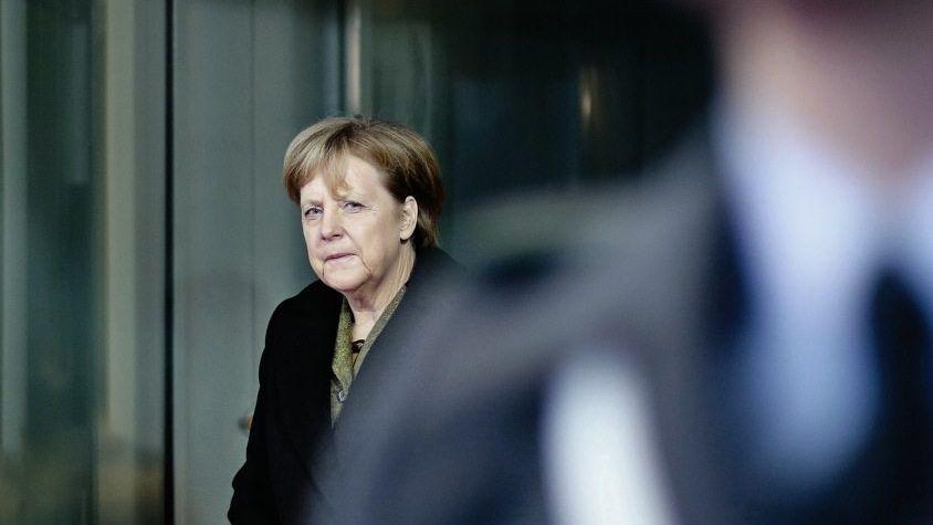 Parteichefin Merkel: »Passt auf, dass der Ramelow nicht die AfD einkauft«