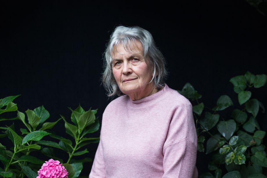 Ingrid W., 76, kann sich noch an die Angst zu Beginn des Berufslebens erinnern