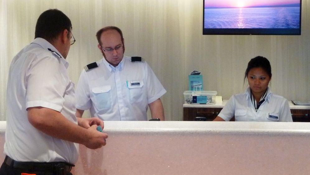 IT-Crew auf Kreuzfahrt: Kommen die Gäste noch in ihre Kabinen?