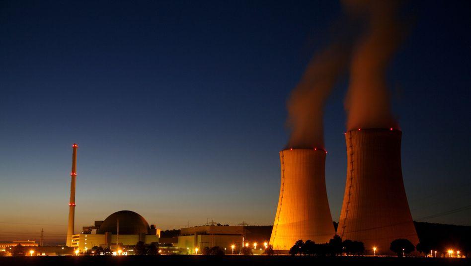 Atomkraftwerke in Grohnde: Hohe zweistellige Milliardengewinne für die Stromkonzerne