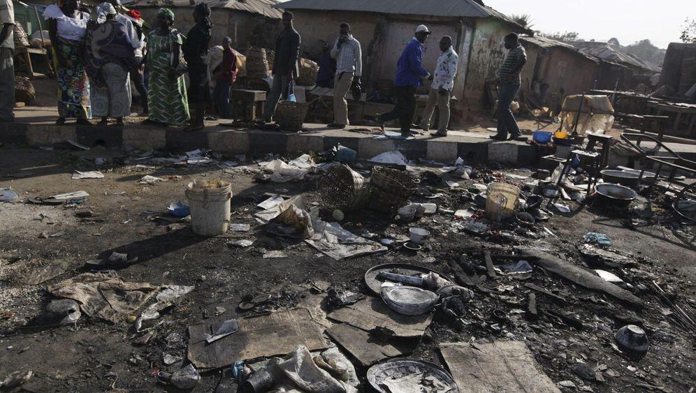 Gewalt in Nigeria: Muslime gegen Christen