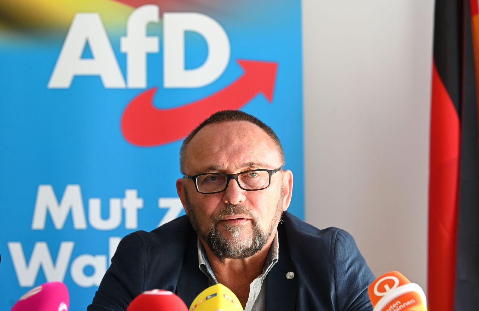 Machtkampf überschattet Bremer AfD-Parteitag