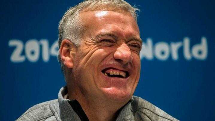 WM-Achtelfinalist Frankreich: Top-Team ohne Top-Star