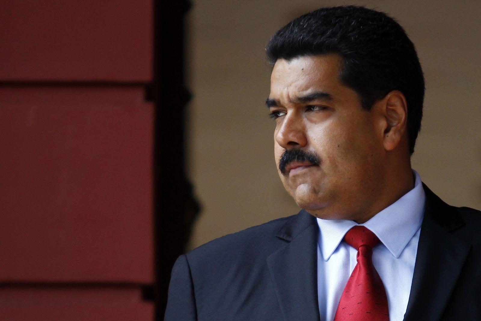 VENEZUELA/Maduro