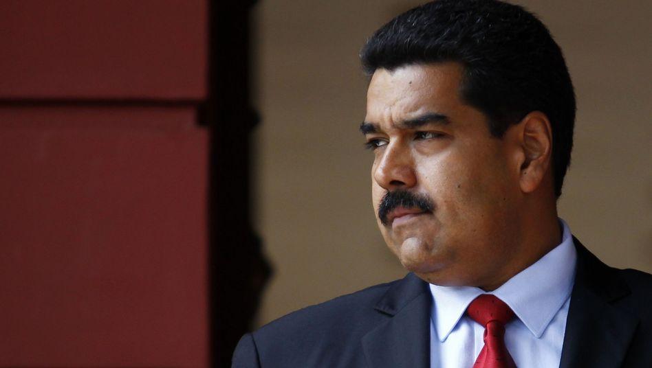 Präsident Maduro: Unabhängigkeit als Dauerthema