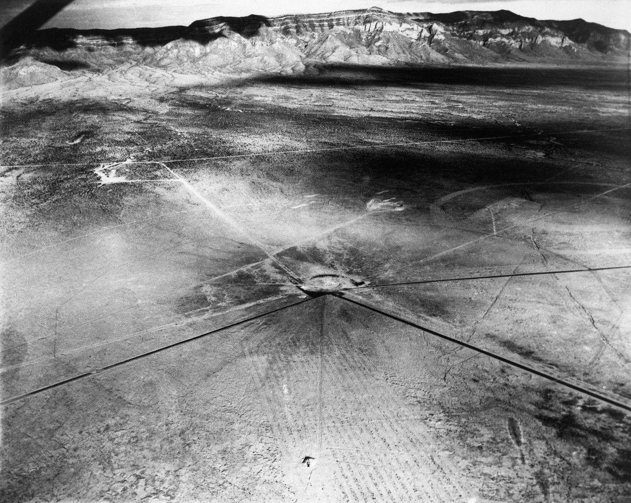 NICHT MEHR VERWENDEN! - EINMALIGE VERWENDUNG Atomare Wüsten #2