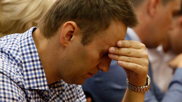 Alexej Nawalny: Urteil gegen den Anti-Putin-Blogger