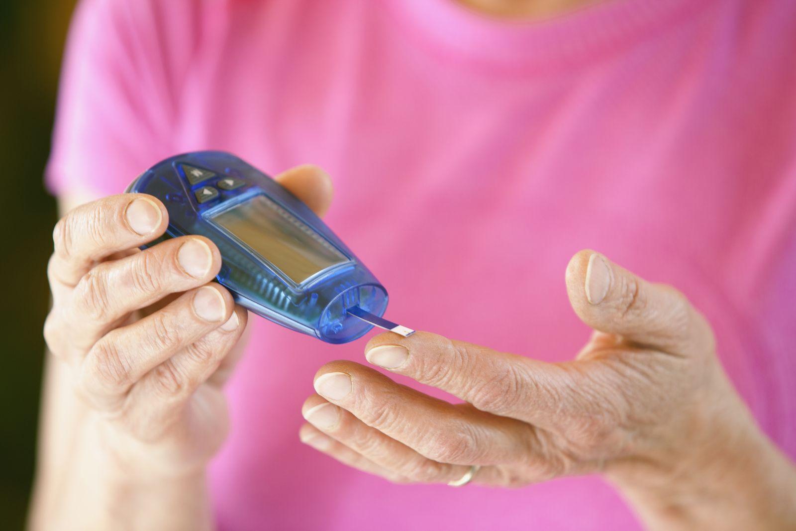EINMALIGE VERWENDUNG Diabetes