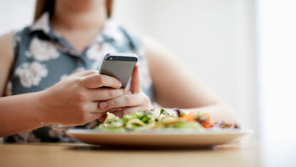 Eine Diät-App schon für Kinder? WW gerät wegen seines neuen Programms schwer in die Kritik (Symbolfoto)