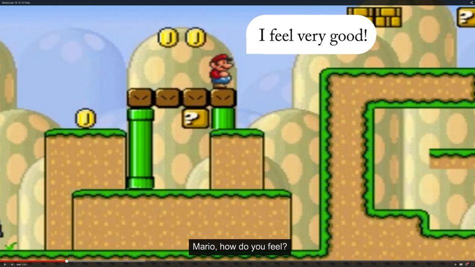 Super Mario: Der eifrige Klempner trifft nun seine eigenen Entscheidungen