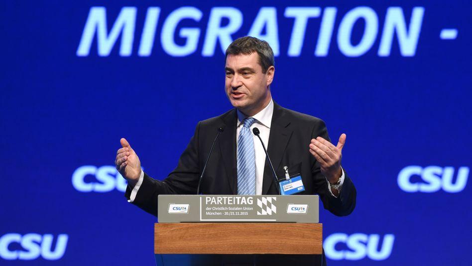 CSU-Politiker Söder