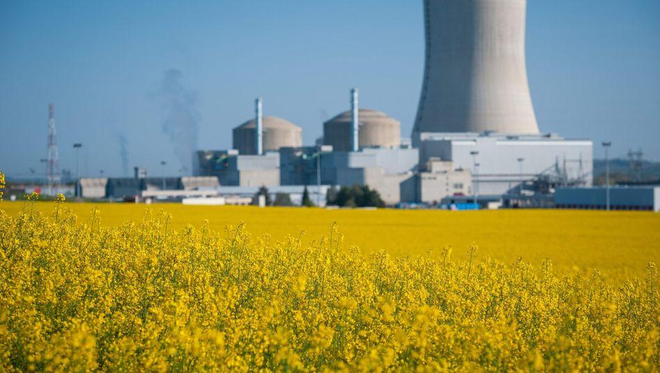 Atomkraftwerk in Civaux