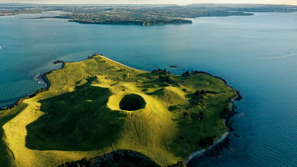 Weit weg vom Übel der Welt: Neuseeland