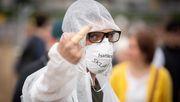 Manche Demonstranten sind kein Fall für die Politik, sondern für die Psychiatrie