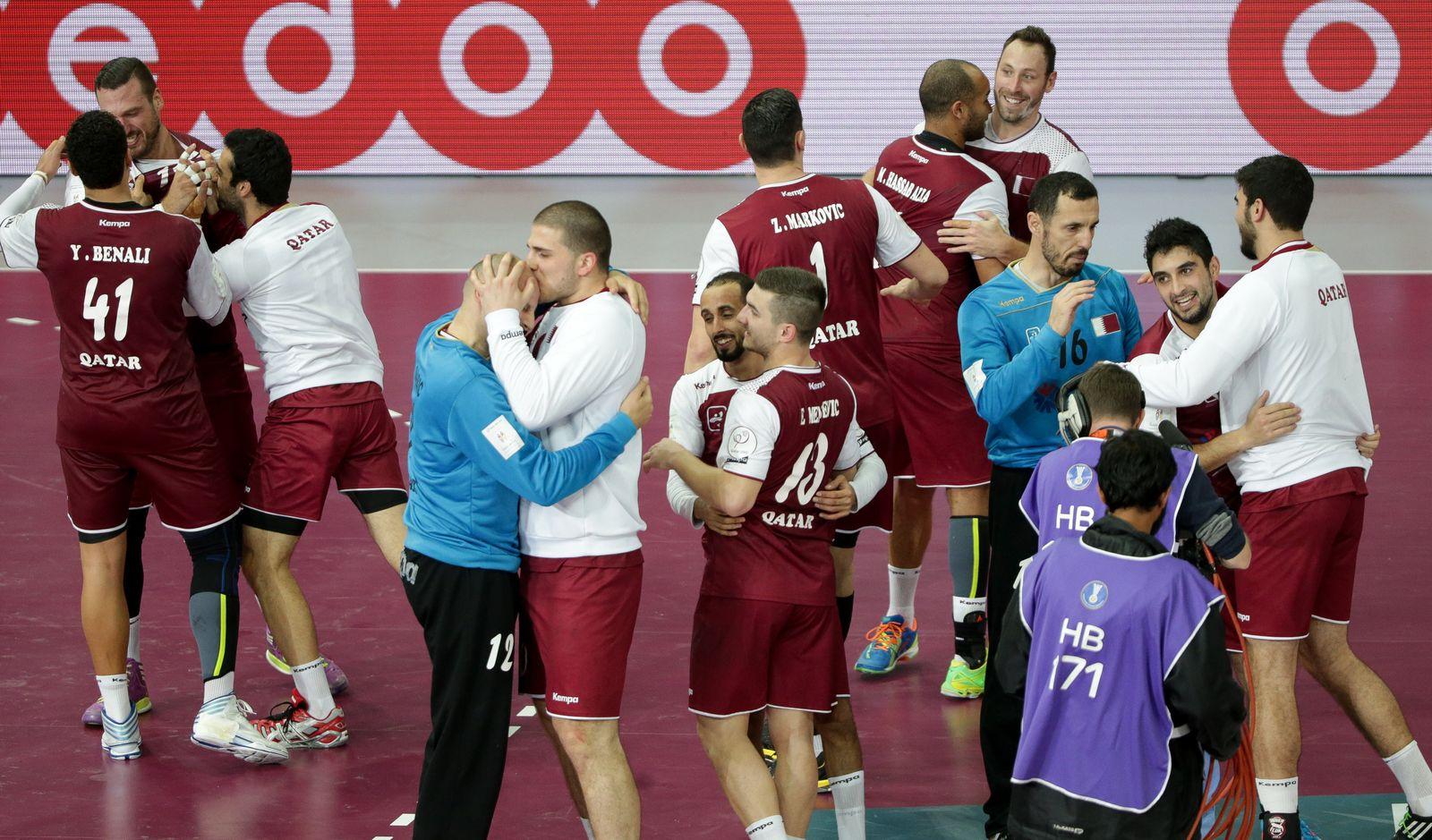Handball-WM Österreich - Katar