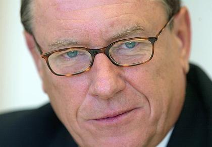 Schrempp: Der Ex-DaimlerChrysler-Boss profitiert nun davon, dass der Aktienkurs in seiner Amtszeit so mies war