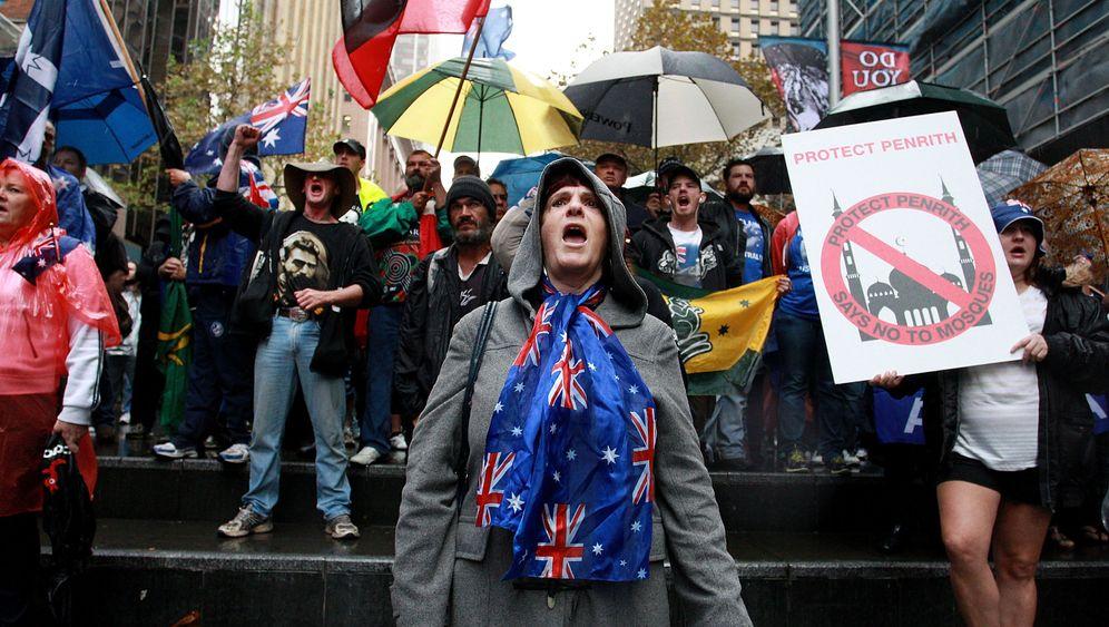 Australiens Rechte: Gegen Einwander im Einwandererland