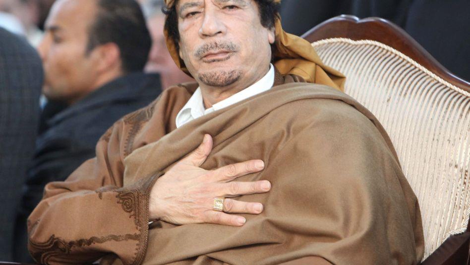 Libyens Herrscher Muammar al-Gaddafi: Genügend Mittel für Geschenke an das Volk